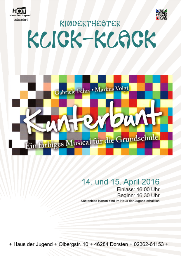 Theater2016 Kunterbunt